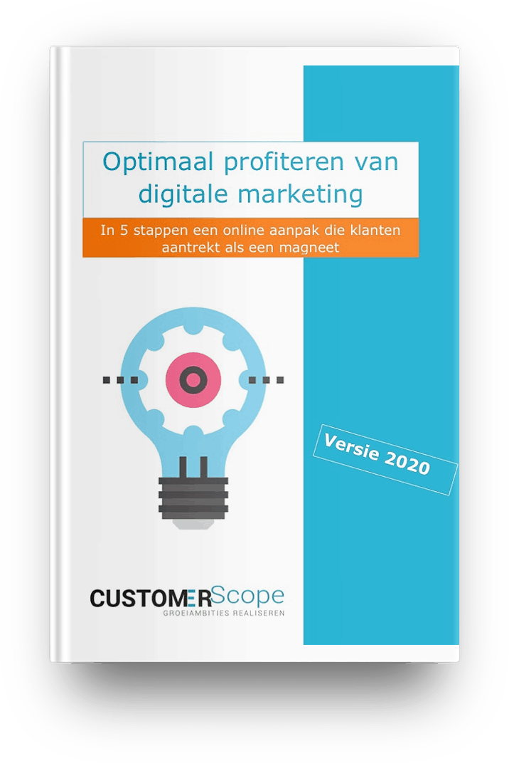 Whitepaper digitale of inbound marketing