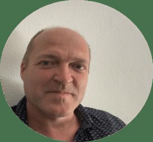 Hans Keeren het gezicht van Hans Keeren