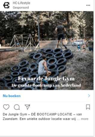 bootcamp adv facebook
