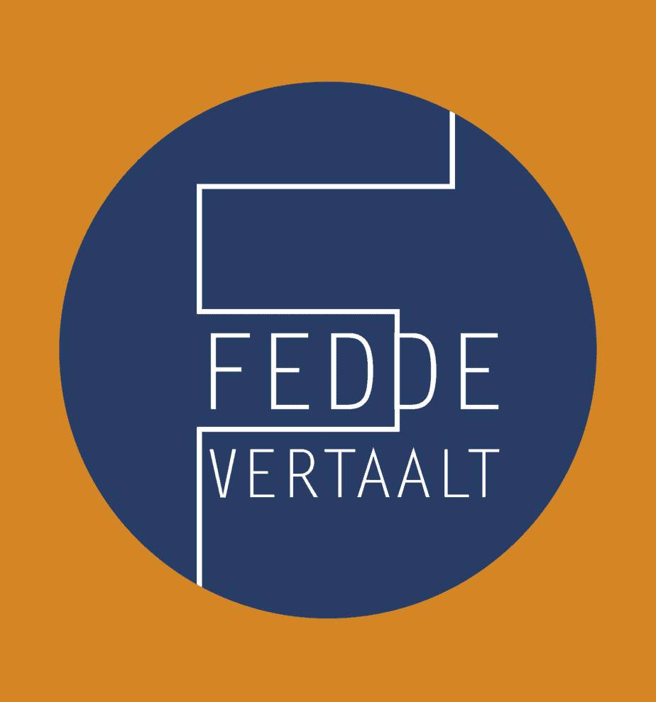 Logo Fedde Vertaalt
