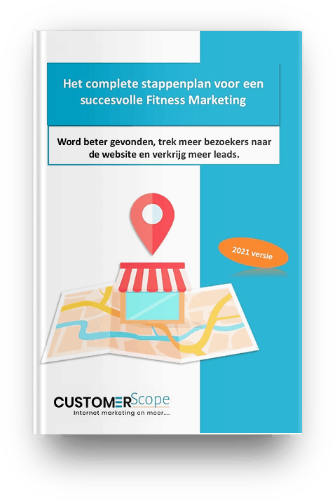 Gratis stappenplan Fitness Marketing
