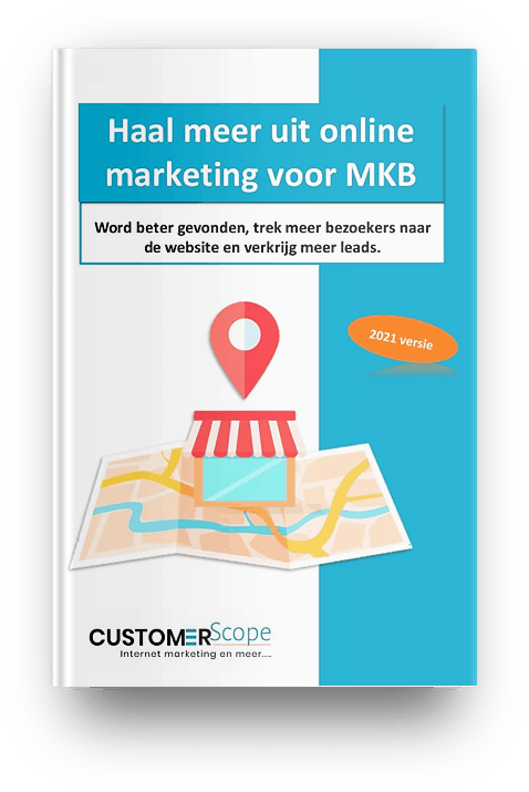 Handboekl Online Marketing 2021