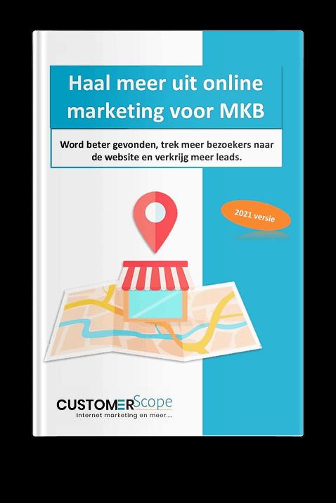 Handboekl Online Marketing 2021