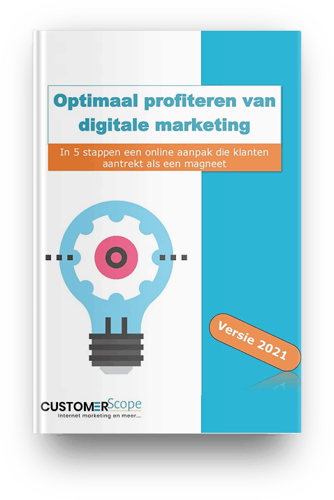Gratis Eboek digitale marketing