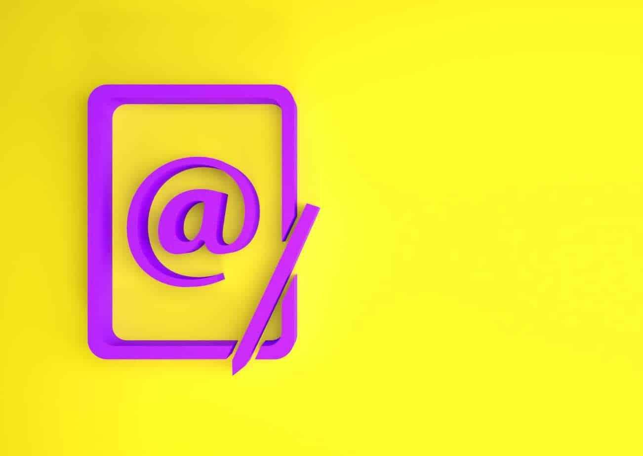 voorbeelden van e-mails