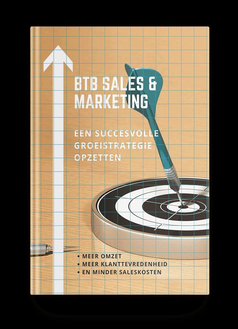 e-boek marketing en sales groeistrategie
